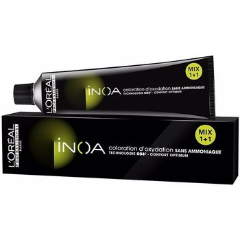 Beauty Haarfärbung L'oréal Inoa Coloration D'Oxydation Sans Amoniaque 7,13 60 Gr 60 g