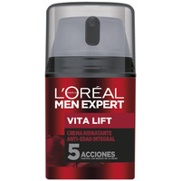 Beauty Herren pflegende Körperlotion L'oréal Men Expert Vita-lift 5 Soin Anti-age  50 ml