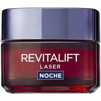 Beauty Damen Serum, Masken & Kuren L'oréal Revitalift Laser X3 Nachtcreme  50 ml