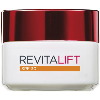 Beauty Damen pflegende Körperlotion L'oréal Revitalift Crema Día Anti-arrugas Spf30  50 ml