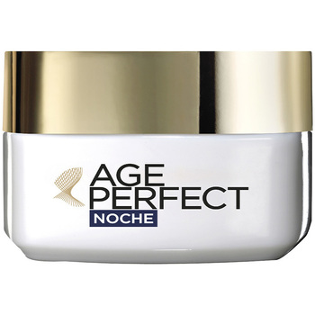 Beauty Damen Anti-Aging & Anti-Falten Produkte L'oréal Age Perfect Nachtcreme  50 ml