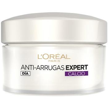 Beauty Damen Anti-Aging & Anti-Falten Produkte L'oréal Anti-arrugas Expert Calcio +55 Crema  50 ml