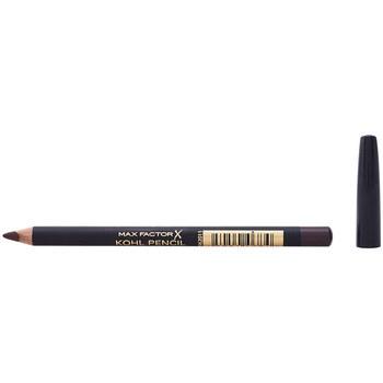 Beauty Damen Kajalstift Max Factor Kohl Pencil 30-brown 1,2 g