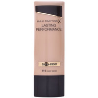 Beauty Damen Make-up & Foundation  Max Factor Lasting Performance Touch Proof 111-deep Beige 35 ml