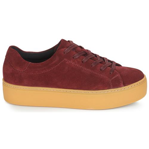Vagabond JESSIE Bordeaux    Schuhe Sneaker Low Damen 55d611