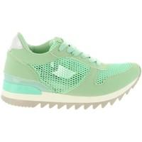 Schuhe Damen Sneaker Chika 10 MARA 02 Verde