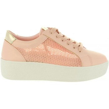 Schuhe Damen Sneaker Chika 10 ULA 04 Rosa