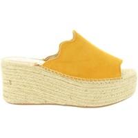 Schuhe Damen Sandalen / Sandaletten Chika 10 VALERIA 05 Amarillo