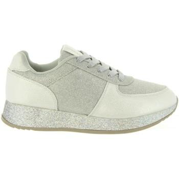 Schuhe Damen Sneaker Chika 10 NEW SARAY 07 Plateado