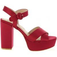 Schuhe Damen Sandalen / Sandaletten Chika 10 NEW TAYLOR 01 Rojo