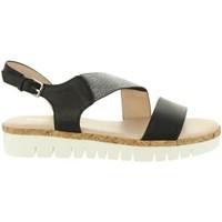Schuhe Damen Sandalen / Sandaletten Chika 10 IDOIA 01 Negro