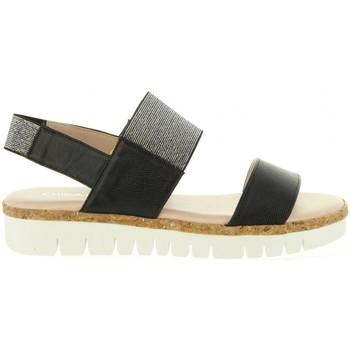 Schuhe Damen Sandalen / Sandaletten Chika 10 IDOIA 02 Negro