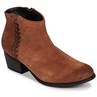Schuhe Damen Low Boots Clarks MAYPEARL Dark