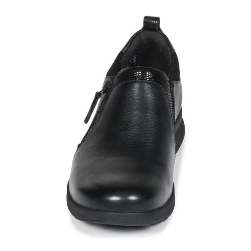 Clarks Derby-Schuhe UN Schwarz  Schuhe Derby-Schuhe Clarks Damen 109 f1f676