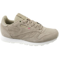 Schuhe Kinder Sneaker Reebok Sport Cl Leather Mcc  CN0000