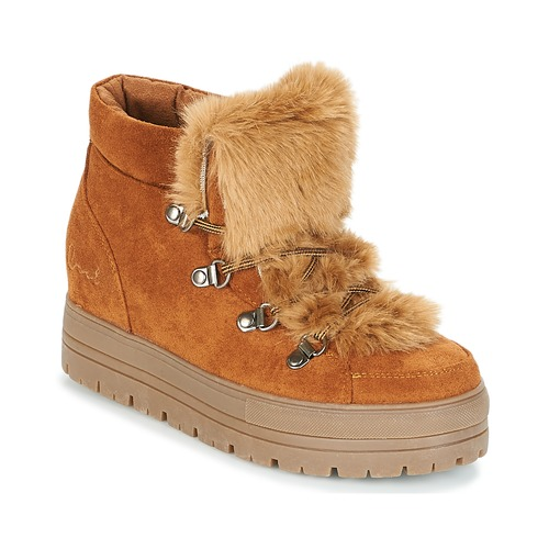 Coolway OSLO Camel  Schuhe Boots Damen 63,99