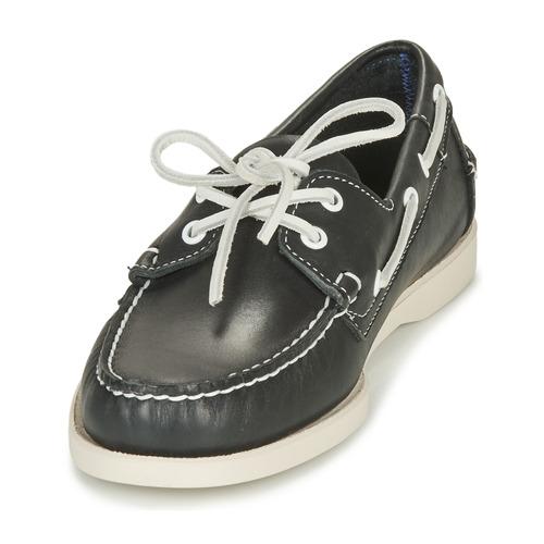 Sebago DOCKSIDES Blau  Schuhe Bootsschuhe Herren 149