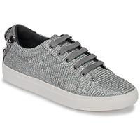 Schuhe Damen Sneaker Low KG by Kurt Geiger LUDO Silbern
