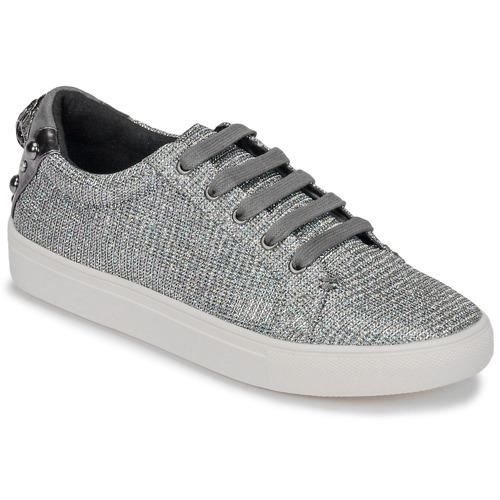 KG by Kurt Geiger LUDO Silbern  Schuhe Sneaker Low Damen 169