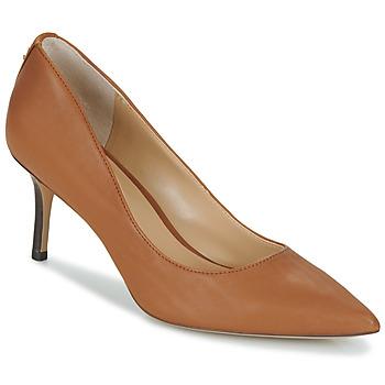 Schuhe Damen Pumps Lauren Ralph Lauren LANETTE Camel
