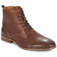 Schuhe Herren Boots Kost NICHE 1 Cognac