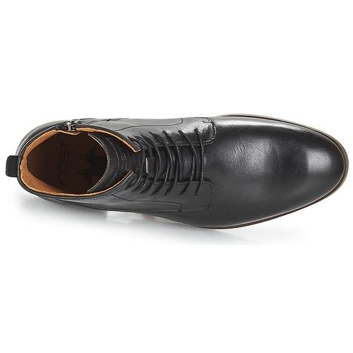 Kost NICHE 1 Schwarz  Schuhe Boots Herren 149
