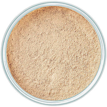 Beauty Damen Blush & Puder Artdeco Mineral Powder Foundation 4-light Beige 15 Gr 15 g