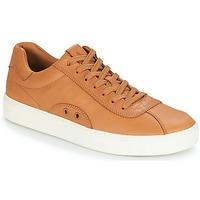 Schuhe Herren Sneaker Low Polo Ralph Lauren COURT 100 Braun