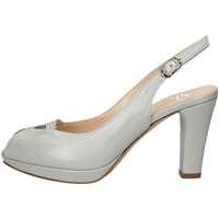 Schuhe Damen Sandalen / Sandaletten Musella 018300 Sandale Frau Sky Sky