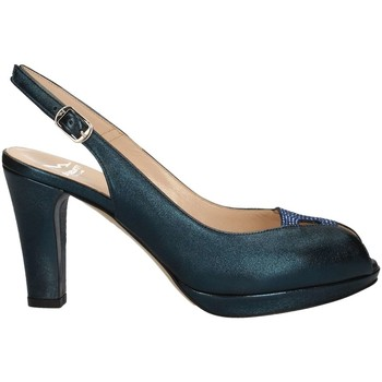 Schuhe Damen Sandalen / Sandaletten Musella 018300 BLUE