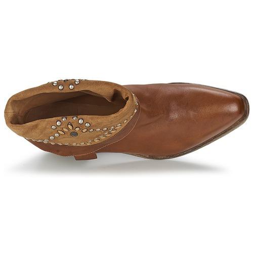 Vic AGAVE Braun  Schuhe Low Boots Damen 271,20