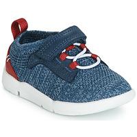 Schuhe Jungen Sneaker Low Clarks Tri Hero Blau