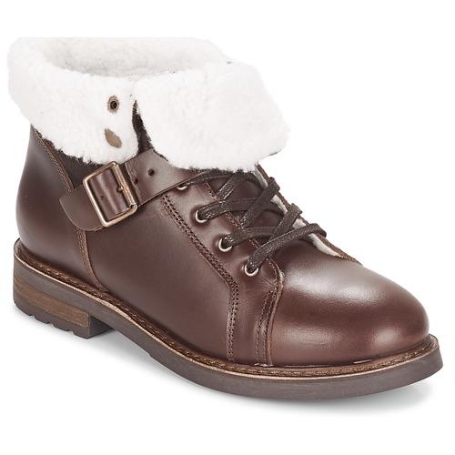 PLDM by Palladium BOCK CLN Braun Schuhe Boots Damen 159,95