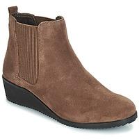 Schuhe Damen Boots Hush puppies COLETTE Braun