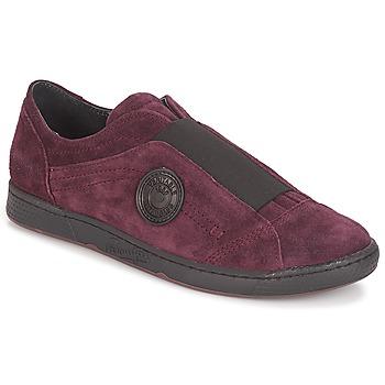 Schuhe Damen Slip on Pataugas Jelly Aubergine