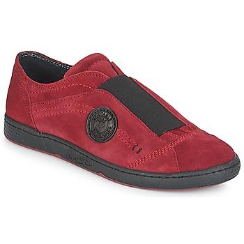 Schuhe Damen Slip on Pataugas Jelly Rot