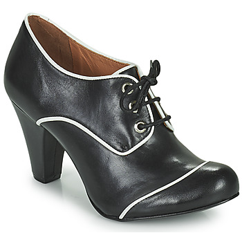 Schuhe Damen Ankle Boots Cristofoli GRENATAS Schwarz