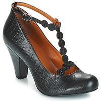Schuhe Damen Pumps Cristofoli PORUZ Schwarz