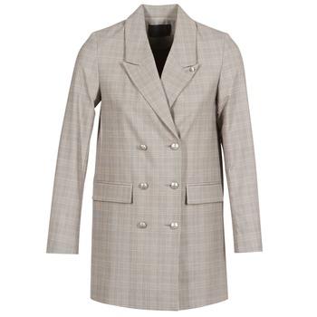 Kleidung Damen Jacken / Blazers Ikks DASTRE Grau