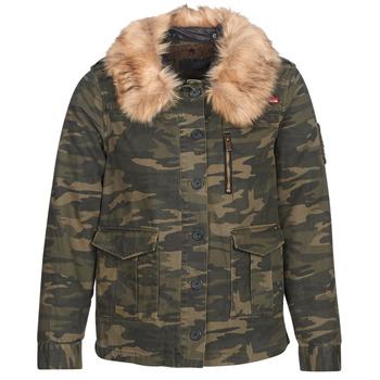 Kleidung Damen Jacken Ikks REFLEKTION Grün