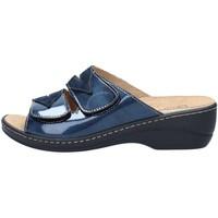 Schuhe Damen Sandalen / Sandaletten Cinzia Soft IAEH7-CK Sandalen Frau Blue Blue