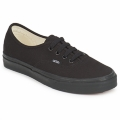 Schuhe Sneaker Low Vans AUTHENTIC Schwarz