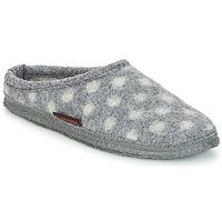 Schuhe Damen Hausschuhe Giesswein NEUENSTEIN Grau