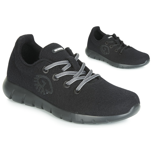 Giesswein MERINO RUNNERS Schwarz Schuhe Sneaker Low Damen 129