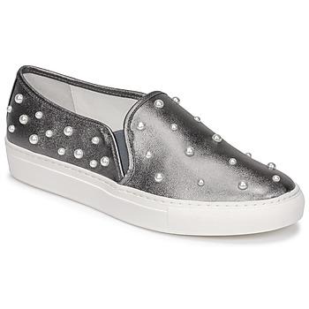 Schuhe Damen Slip on Katy Perry THE JEWLS Silbern