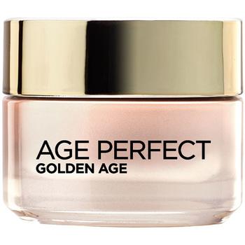 Beauty Damen Anti-Aging & Anti-Falten Produkte L'oréal Age Perfect Golden Age Crema Día  50 ml