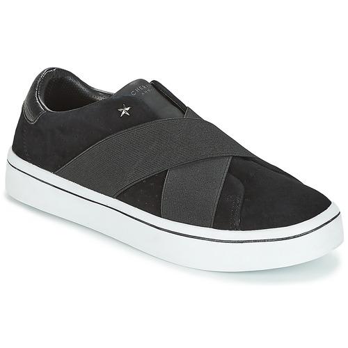Skechers HI-LITE Schwarz  Schuhe Slip on Damen 51,96
