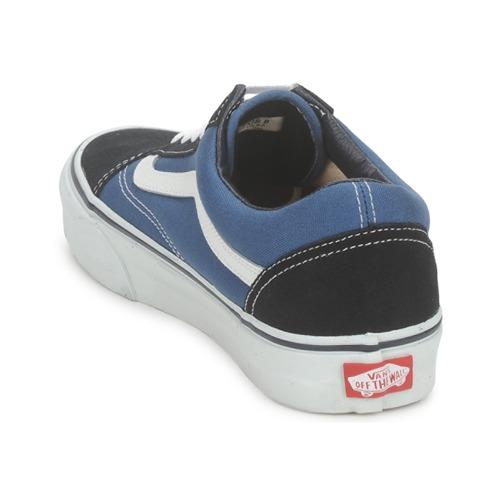 Vans OLD SKOOL Blau  Schuhe Sneaker Low  74,99
