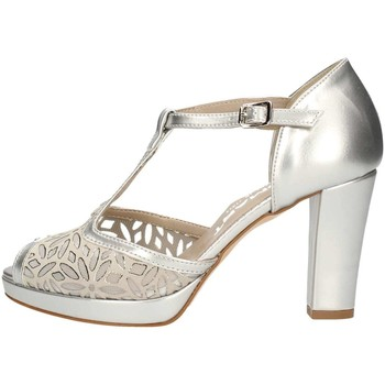 Schuhe Damen Sandalen / Sandaletten Comart 301255 Grau