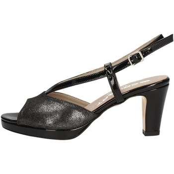 Schuhe Damen Sandalen / Sandaletten Comart 142358 D Schwarz